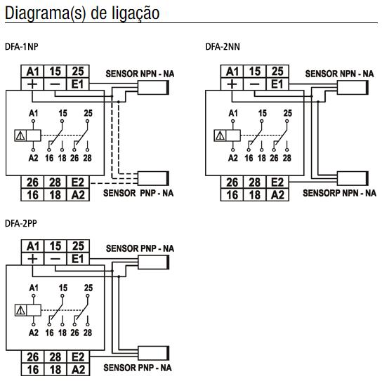 DFA-FONTE-ALIMENTACAO-SENSOR-SENSOR-DIAGRAMA-LIAGACAO
