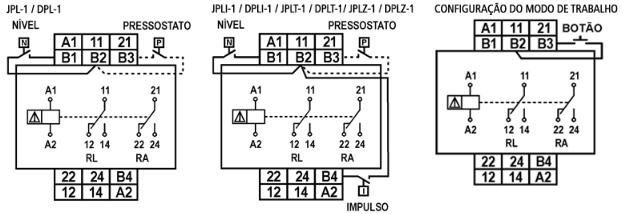 DPL-JPL-MINI-RELE-MICROPROCESSADO-DIAGRAMA-LIGACAO
