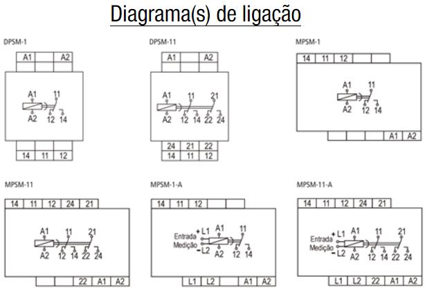 DPSM-MPSM-SUPERVISOR-DE-TENSAO-MONOFASICO-DIAGRAMA-LIGACAO