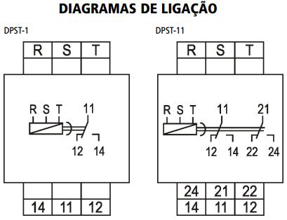 DPST-DPX-SUPERVISOR-DE-REDE-TRIFASICA-DIAGRAMA-LIGACAO