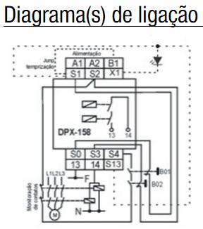 DPX-158-RELE-BIMANUAL-DIAGRAMA-LIGACAO-1