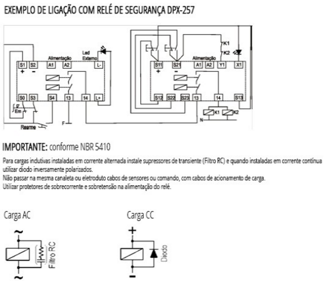 DPX-158-RELE-BIMANUAL-DIAGRAMA-LIGACAO-2