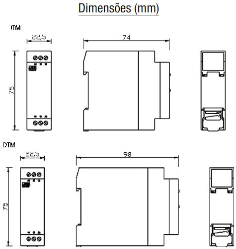 DTM-JTM-TEMPORIZADOR-MULTIFUNCAO-DIMENSAO