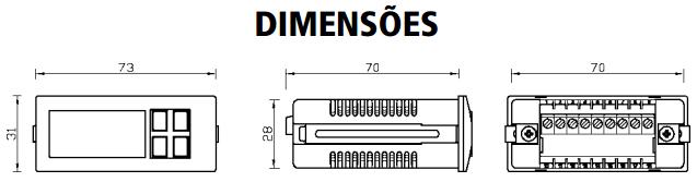 GM1102-TERMOSTATO-MICROPROCESSADO-DIMENSAO