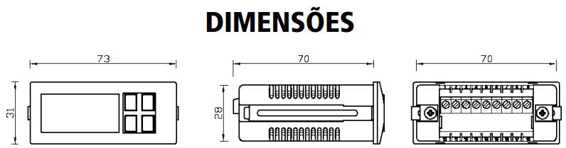 GM1201-TERMOSTATO-MICROPROCESSADO-DIMENSAO