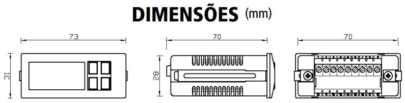 GM1300-TERMOSTATO-MICROPROCESSADO-DIMENSAO