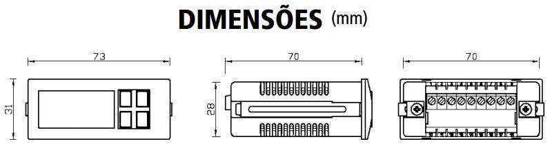 GM2201-TERMOSTATO-MICROPROCESSADO-DIMENSAO