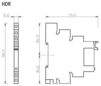 HDR-RELE-AUXILIAR-COMPACTO-DIMENSAO
