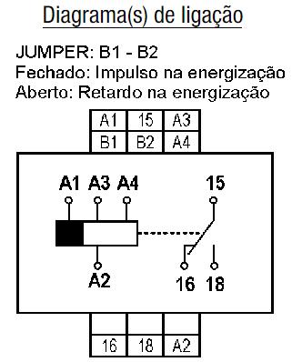 JTEI-DTEI-RELE-DUPLA-ACAO-DIAGRAMA-LIGACAO