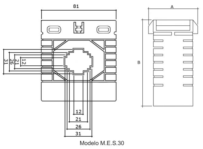 M.E.S-30-TRANSFORMADOR-DE-CORRENTE-DIMENSAO