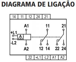 MPX-199-SUPERVISOR-DE-TENSAO-MONOFASICO-DIAGRAMA-LIGACAO