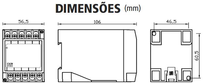 MPX-SUPERVISOR-TRIFASICO-MICROPROCESSADO-DIMENSAO