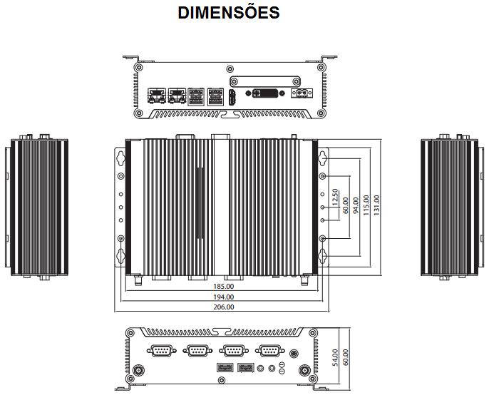 NISE104-COMPUTADOR-INDUSTRIAL-FANLESS-DIMENSAO
