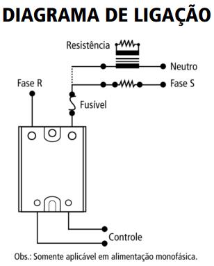 SAP-RELE-ESTADO-SOLIDO-DIAGRAMA-LIGACAO