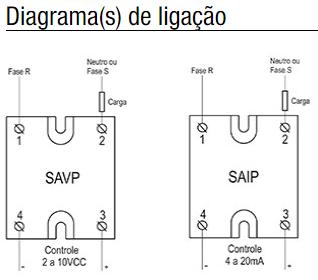 SAV-SAI-RELE-ESTADO-SOLIDO-DIAGRAMA-LIGACAO
