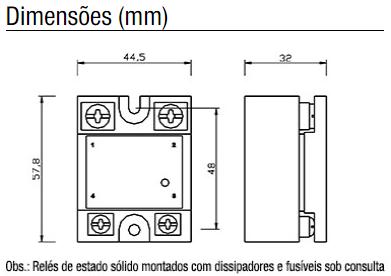 SAVR-RESP-RELE-ESTADO-SOLIDO-DIAGRAMA-DIMENSAO