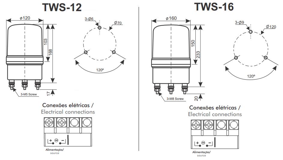 TWS-SINALEIRO-DIMENSAO
