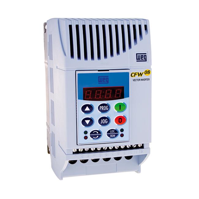 877e4fc7b29 CFW08 - Inversor de Frequência · Ver produtos