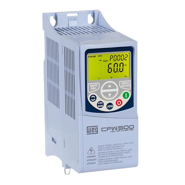 a6bc5555980 CFW500 Inversor de Frequência · Ver produtos · imagem   SRW - Relé  Inteligente