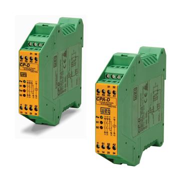 b273942452f CP - Relé de Segurança  Controle Parada Emergência · Ver produtos