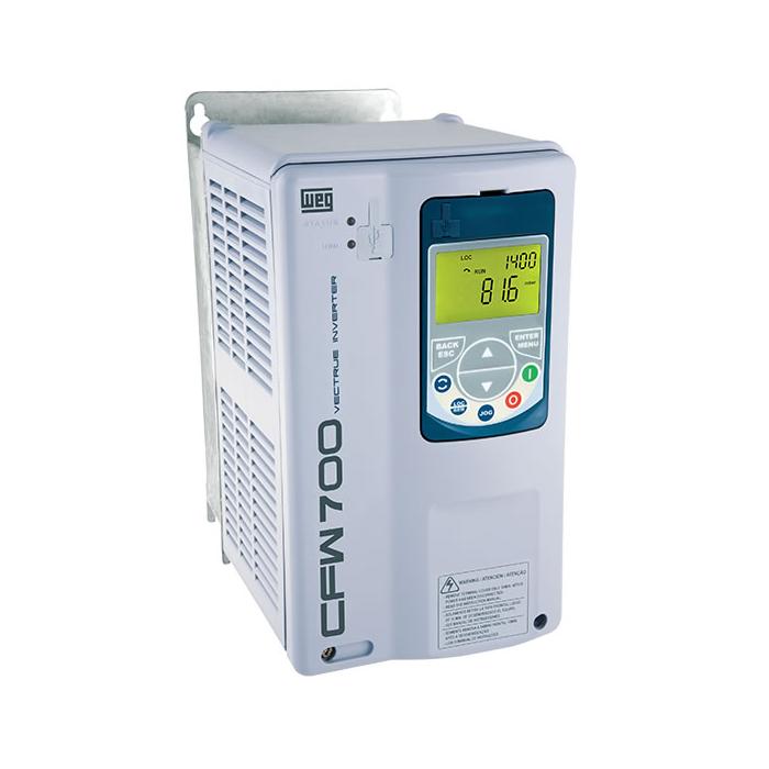 903eac2b2b3 CFW700 - Inversor de Frequência · Ver produtos