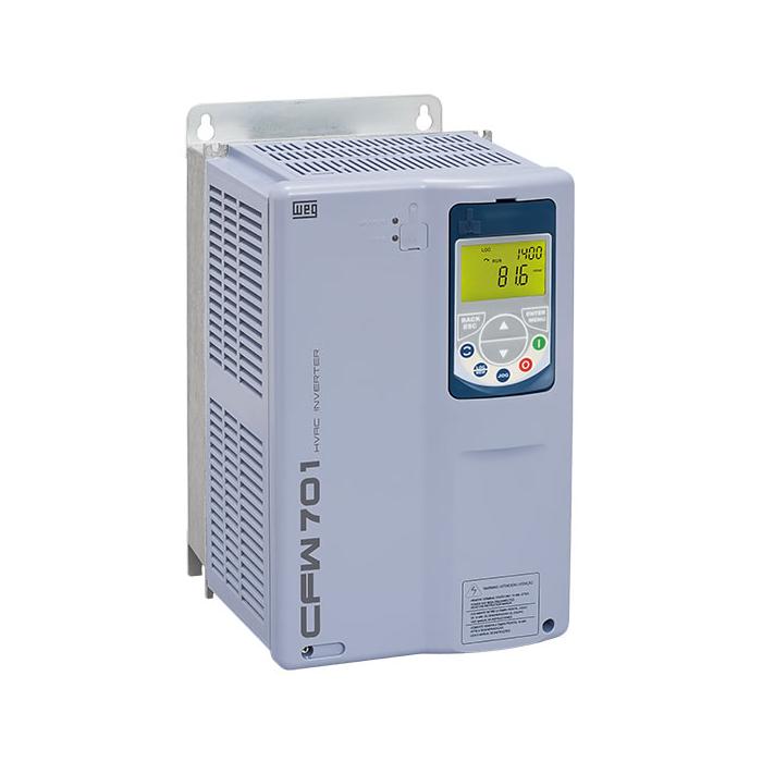 e81f5eae0aa CFW701HVAC - Inversor de Frequência · Ver produtos