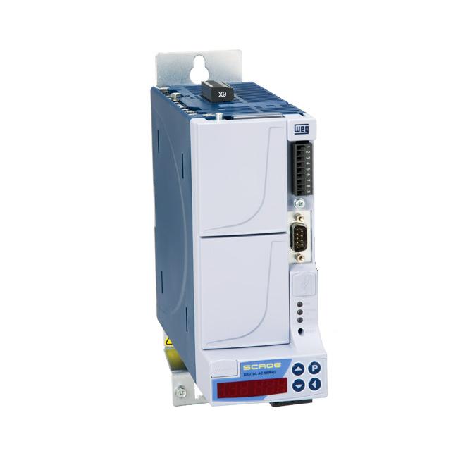 e1d8a526a55 CFW701HVAC - Inversor de Frequência · Ver produtos · imagem   SCA06 -  Servoconversor