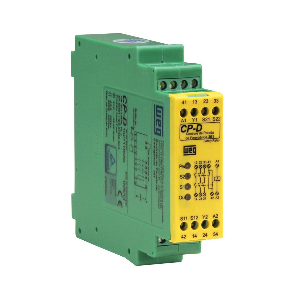 5a962cf1dfa CPLS-D301 - Relé de Segurança para Cortina de Luz · Ver produtos